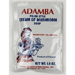 Adamba Cream of Mushroom Soup 3 oz