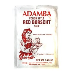 Adamba Red Borscht Soup 1 oz