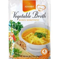 Adamba Vegetable Broth 20g