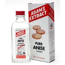 Adams Anise Extract 1.5 oz