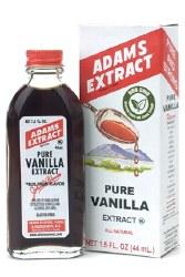 Adams Best Vanilla Extract 1.5 oz