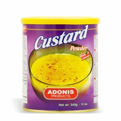 Adonis Custard Powder 12 oz
