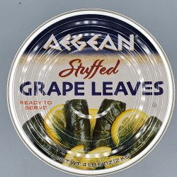 Aegean Stuffed Grape Leaves 2 kg