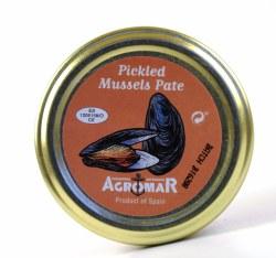 Agromar Mussel Pate 100g
