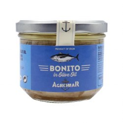 Agromar White Tuna in Olive Oil 230g