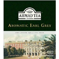 Ahmad Aromatic Earl Grey 100 bags