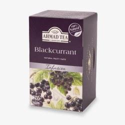 Ahmad Blackcurrant Infusion Tea 20 bags