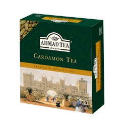 Ahmad Cardamom Tea 100 bags