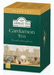 Ahmad Cardamom Tea 20 tea bags