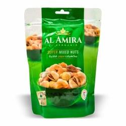 Al Amira Super Baked Mixed Nuts, 300g Bag
