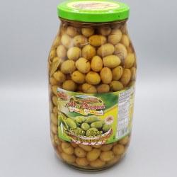 Al Dayaa Green Olives 2kg
