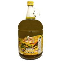 Al Dayaa Extra Virgin Olive Oil, 3L Glass