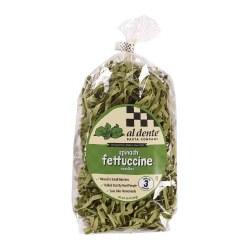 Al Dente Spinach Fettucine Pasta 12oz