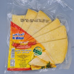 Al Maraai Romie Cheese Sliced 9 oz