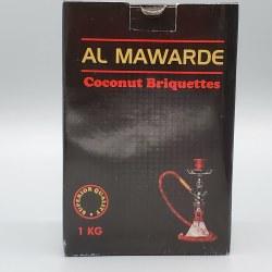 Al Mawarde Coconut Charcoal 1 kg