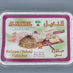 AL Nakhil Halva Pistachio 32 oz