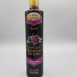 Al-Rabih Mulberry Syrup 16.6oz