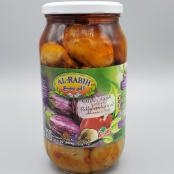 Al-Rabih Pickled Eggplant in Oil 33oz