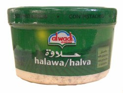 Al Wadi Halva with Pistachio 32oz