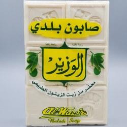 Al-Wazir Baladi Soap 6 pc