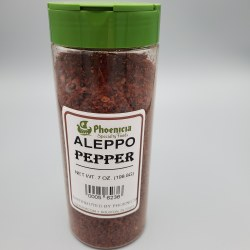 Phoenicia Aleppo Pepper 7 oz jar