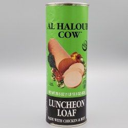 Al Haloub Beef and Chicken Luncheon 29oz