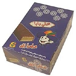 Ali Baba Chocolate Wafers 24x25g
