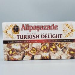 Alipasazade Turkish Delight Honey & Pistachio 1lb