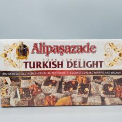 Alipasazade Turkish Delight Walnut & Fig 1lb