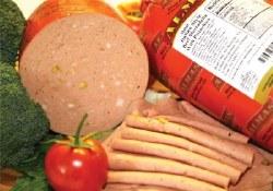 Almas Beef Mortadella with Pistachio, Halal