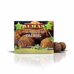 Almas Frozen Falafel 12pc, 10oz