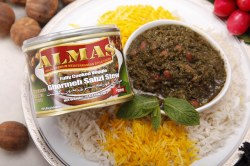 Almas Fried Ghormeh Sabzi Herbs, 17oz