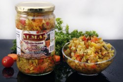 Almas Persian Pickled Litteh 26oz