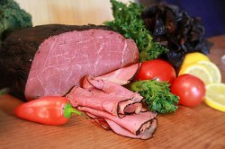 Almas Roast Beef Halal
