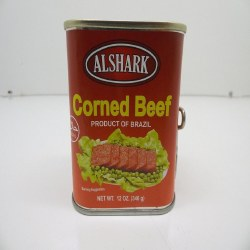 Alshark Corned Beef 12 oz