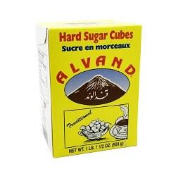 Alvand Hard Sugar Cubes 500g