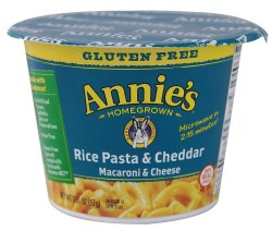 Annie's Rice Pasta and Cheddar 2oz
