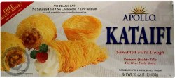 Apollo Kataifi Shredded Dough 1 lb
