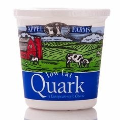 Appel Farms Low Fat Quark 16oz