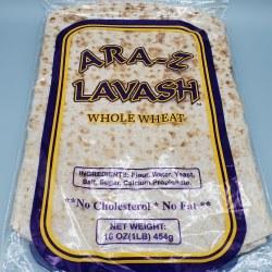 Ara-z Whole Wheat Lavash 16oz