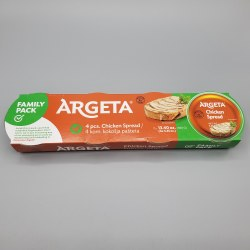 Argeta Chicken Spread 4 x3.35 oz