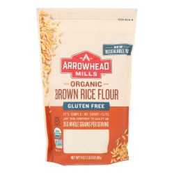 Arrowhead Mills Brown Rice Flour 24oz
