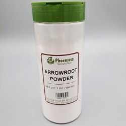 Phoenicia Arrowroot Powder 7 oz