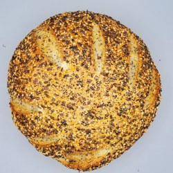 Phoenicia Artisan 3 Seed Bread 1 lb