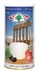 Arz Feta Cheese Can 800g