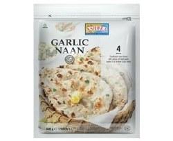 Ashoka Garlic Naan 12oz