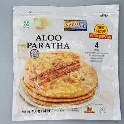 Ashoka Potato Paratha 14oz