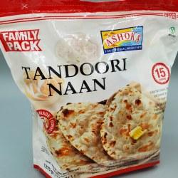 Ashoka Tandoori Naan 45oz