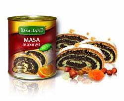 Bakalland Masa Poppy Seed Filling 850g