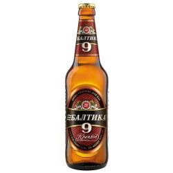 Baltika #9 Lager 16.9 oz